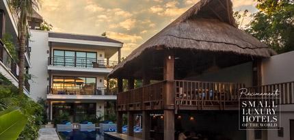 Boutique Hotel de Lujo - KASA Hotel Amate, Tulum