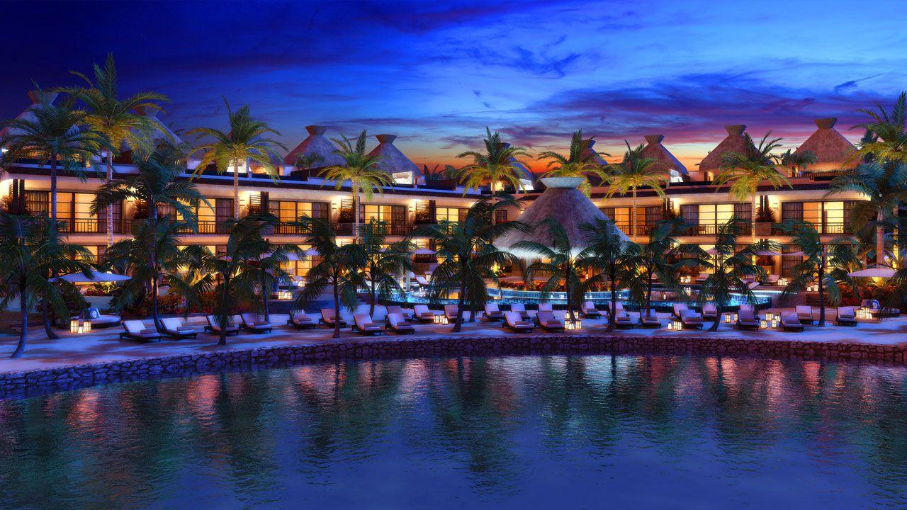 KASA Residences Riviera Maya - Vista de la Laguna en KASA Residences Riviera Maya