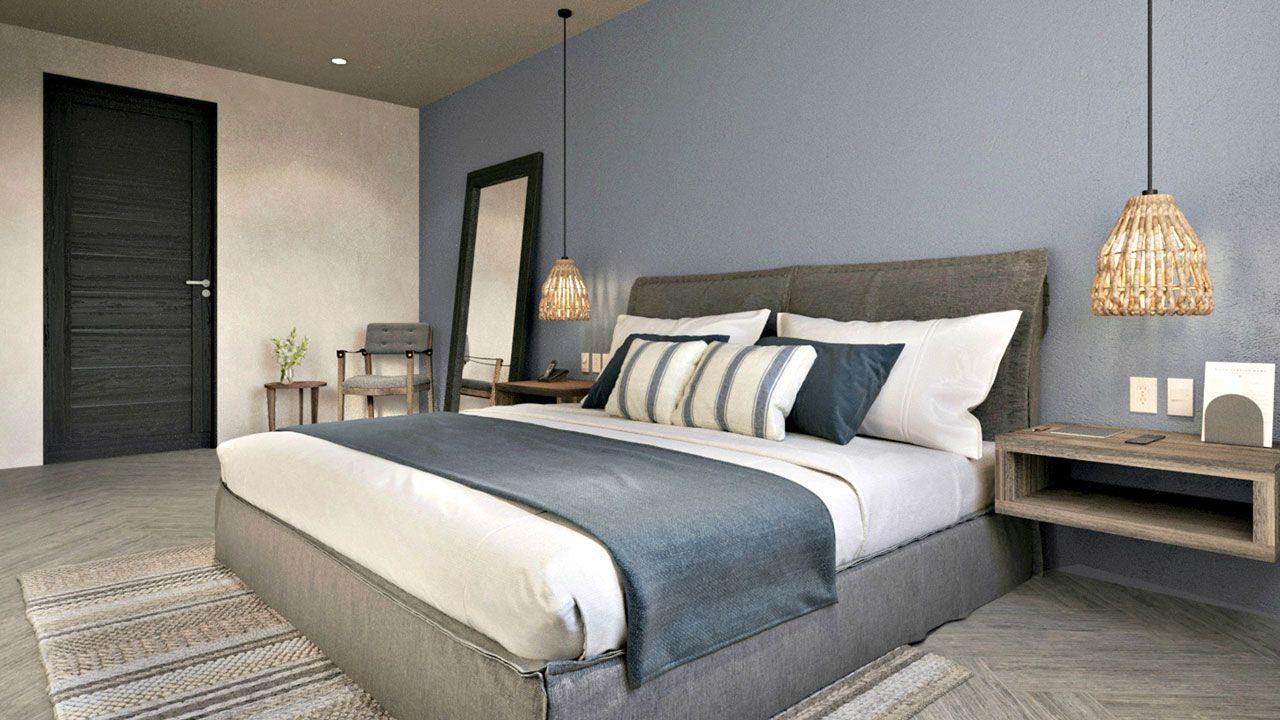 KASA Residences Riviera Maya - Spacious Luxury Bedroom