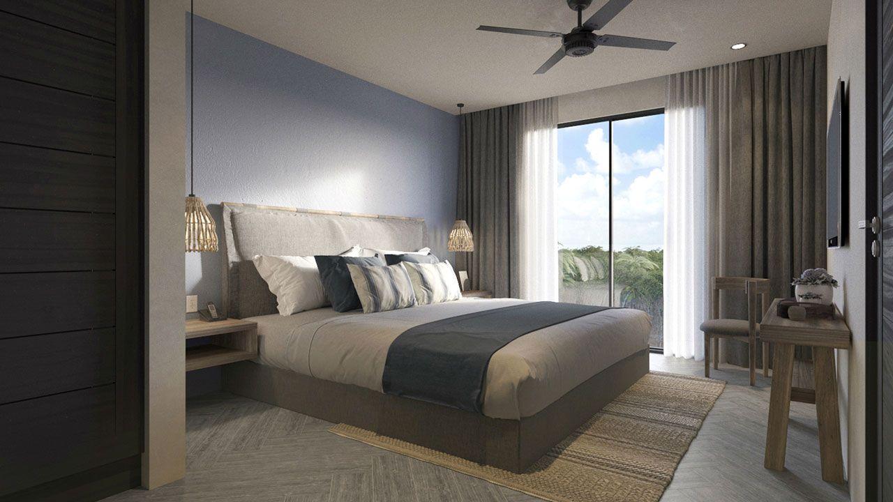 KASA Residences Riviera Maya - Espaciosa Habitación de Lujo