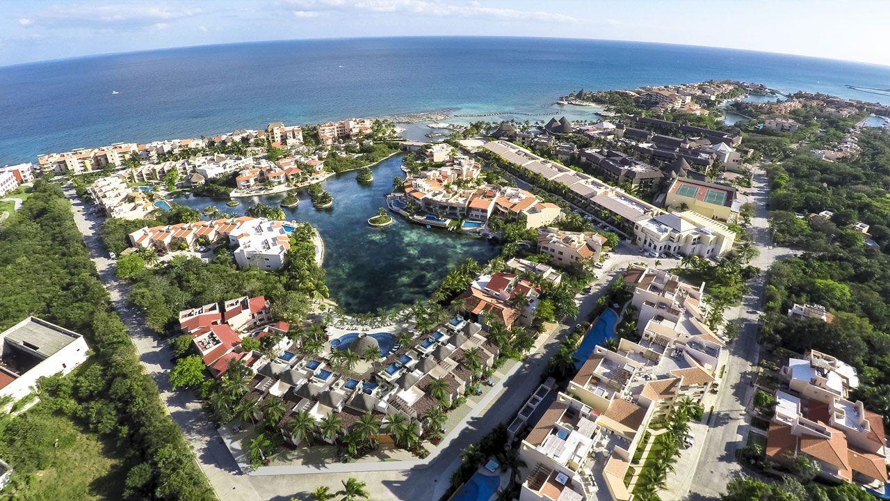 bicación de KASA Residences Riviera Maya